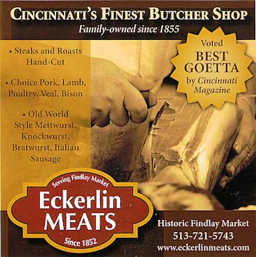 Eckerlin Meats -Voted Best Goetta By Cincinnati Magazine